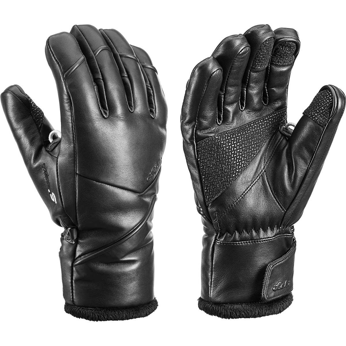 Leki Fiona S MF Touch Glove in black