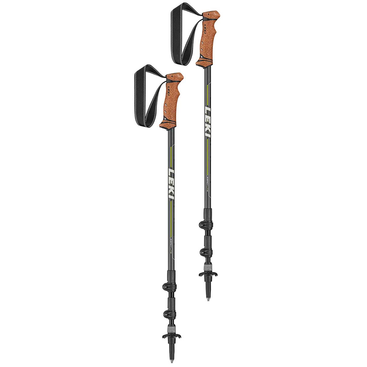 Leki Legacy Lite COR-TEC AS Trekking Pole grey