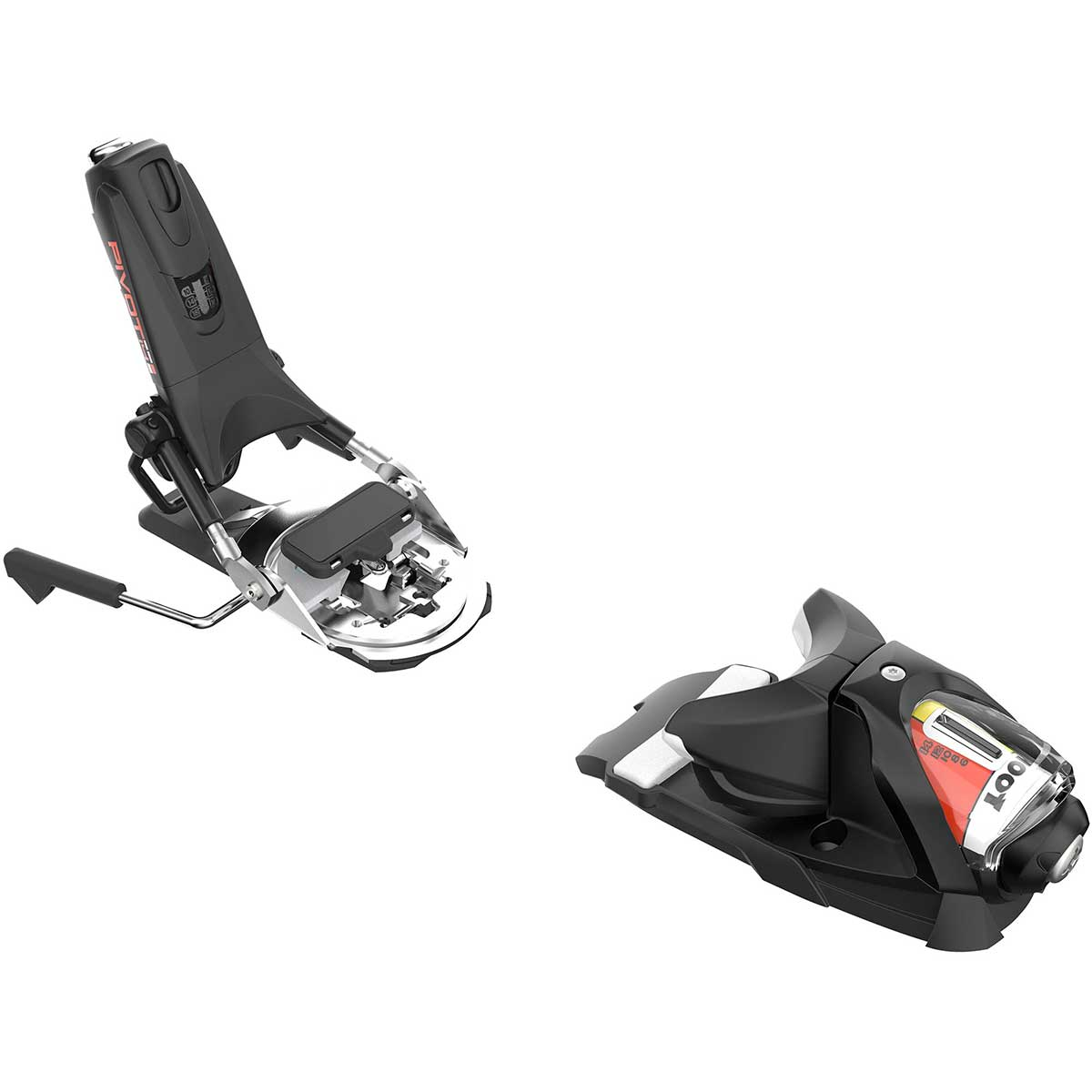 Look Pivot 12 GW ski binding in black icon