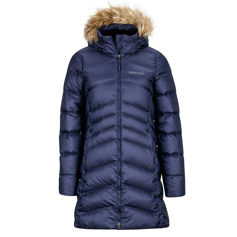 Marmot Women's Montreal Coat in Midnight Navy