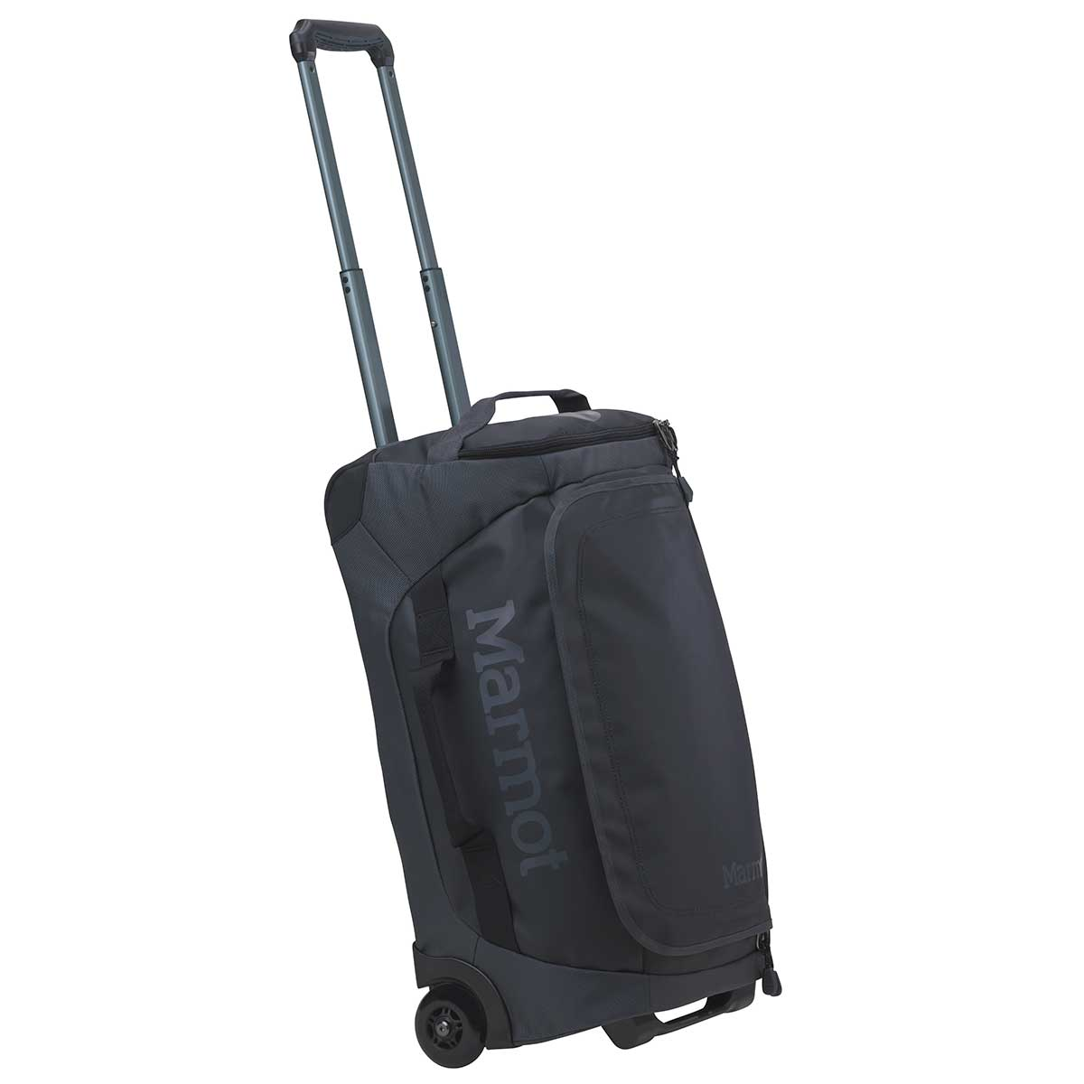 Marmot Rolling Hauler Carry On in Slate Grey and Black