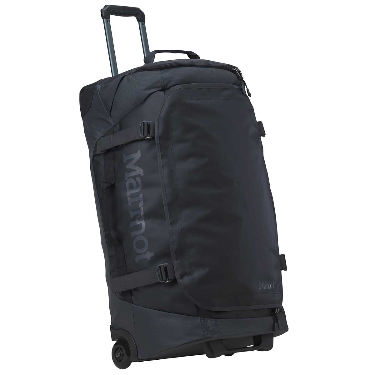 Marmot Rolling Hauler - Large in Slate Grey and Black