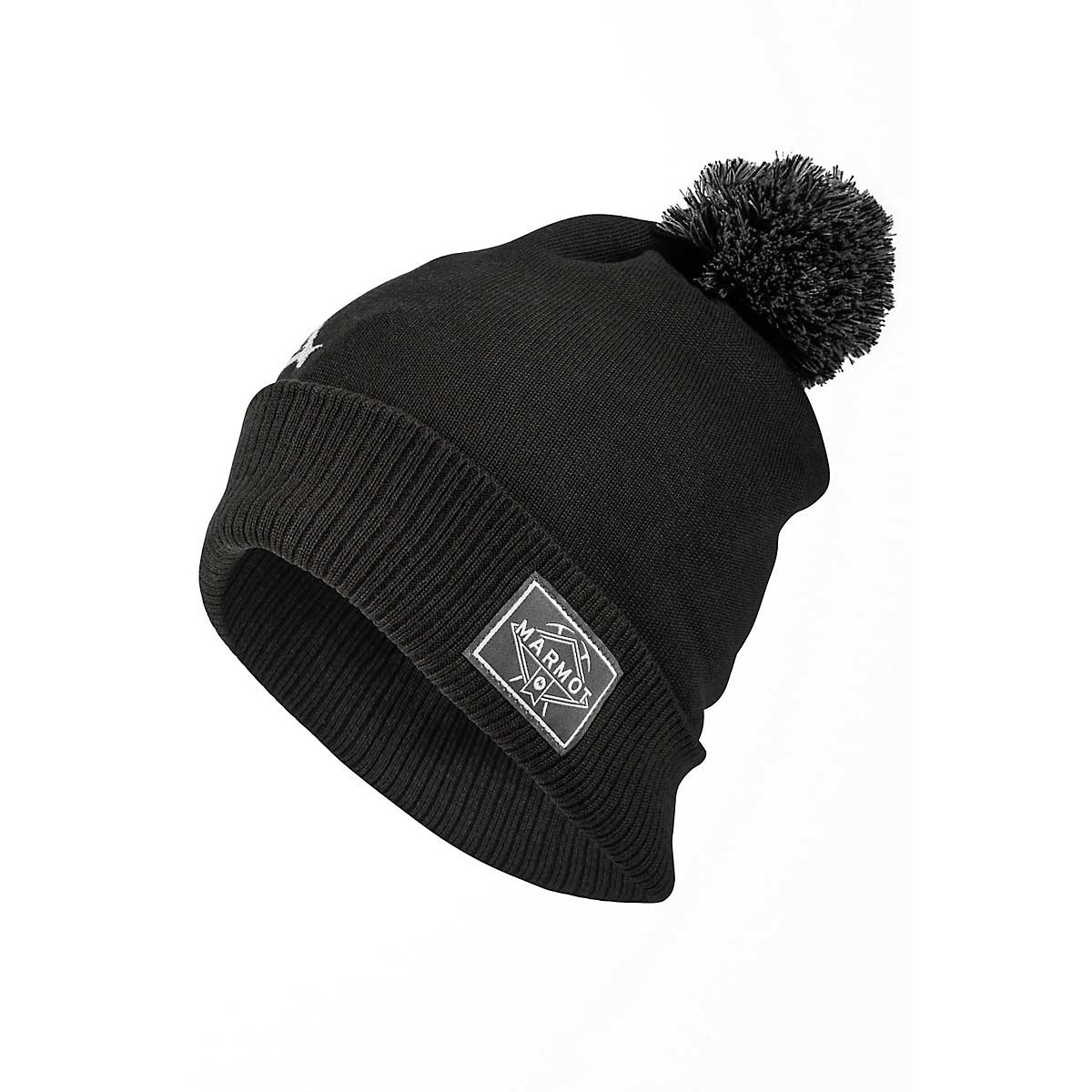 Marmot Marshall Hat in Black