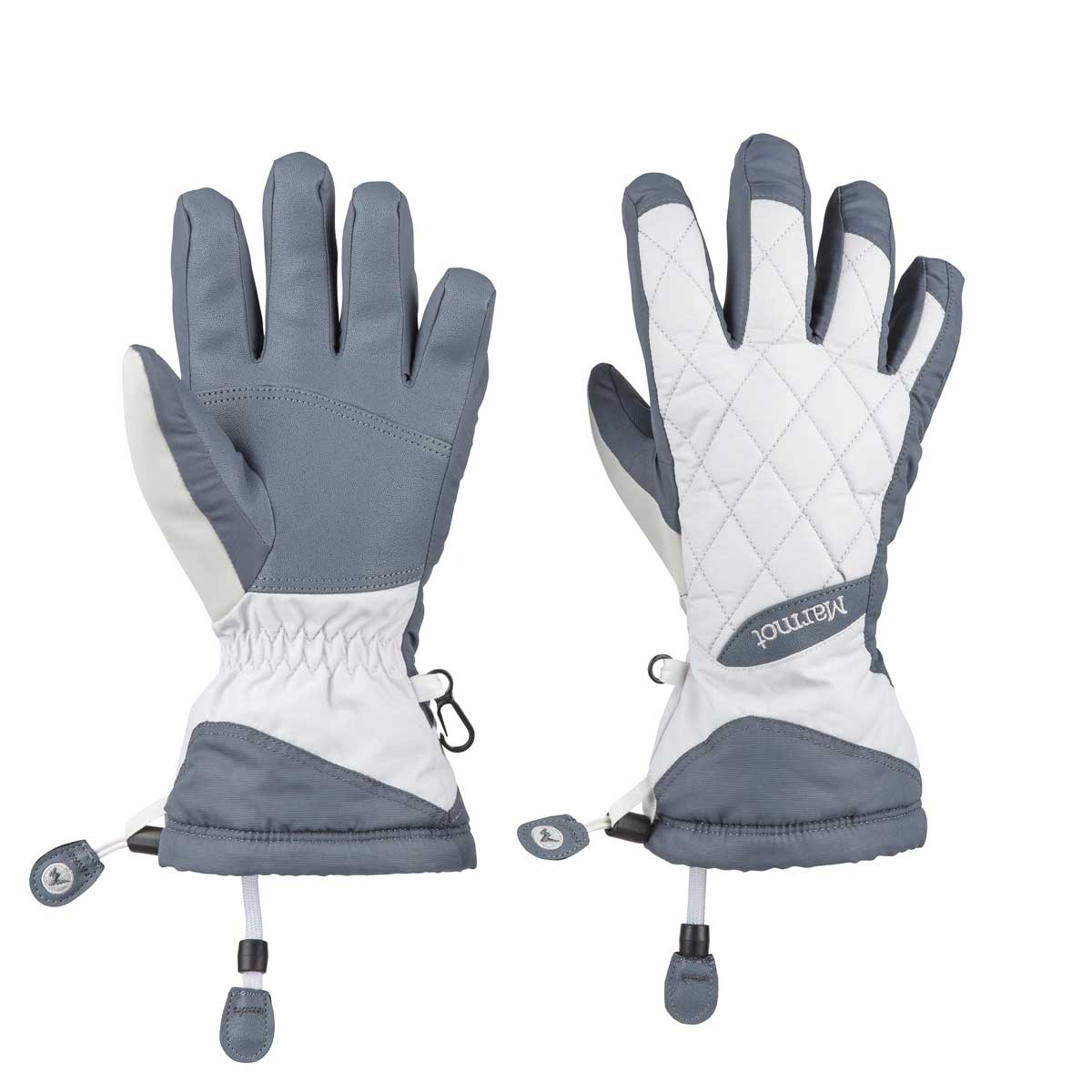 Marmot Women's Moraine Glove in Steel Onyx