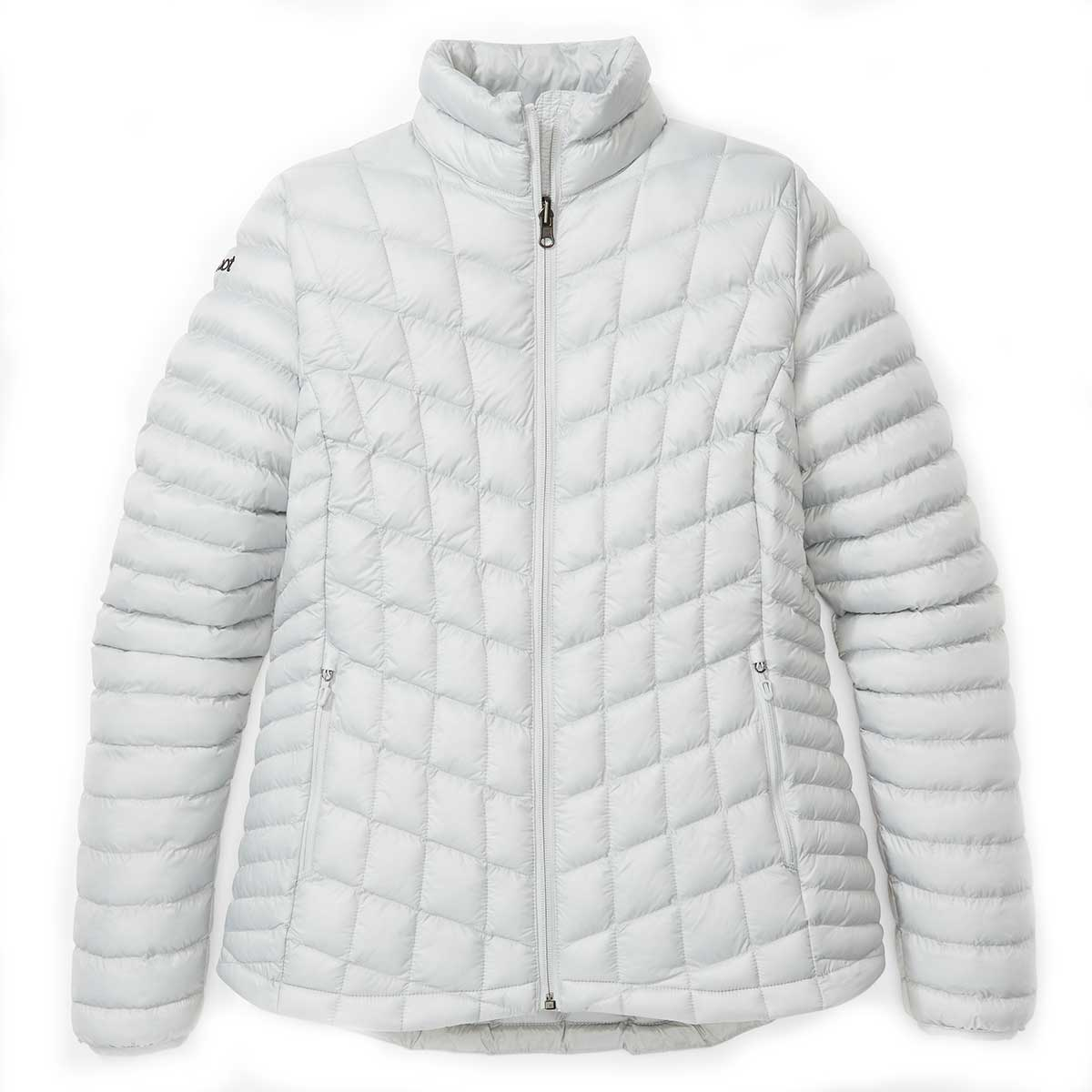 Marmot Women's Featherless Jacket in Bright Steel