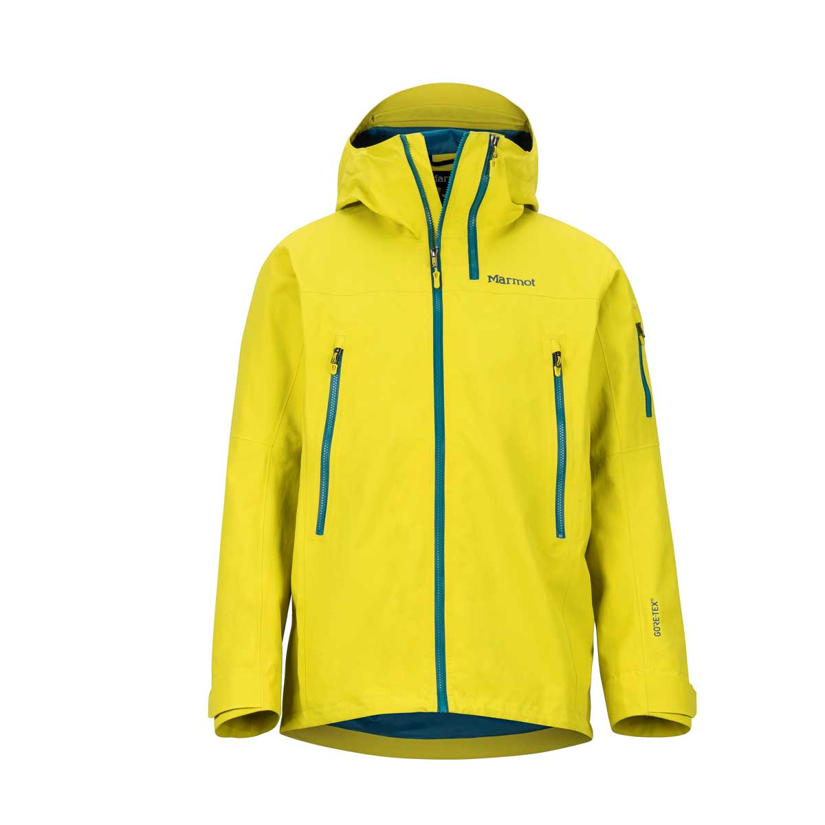 Marmot Men's Freerider Jacket in Citronelle