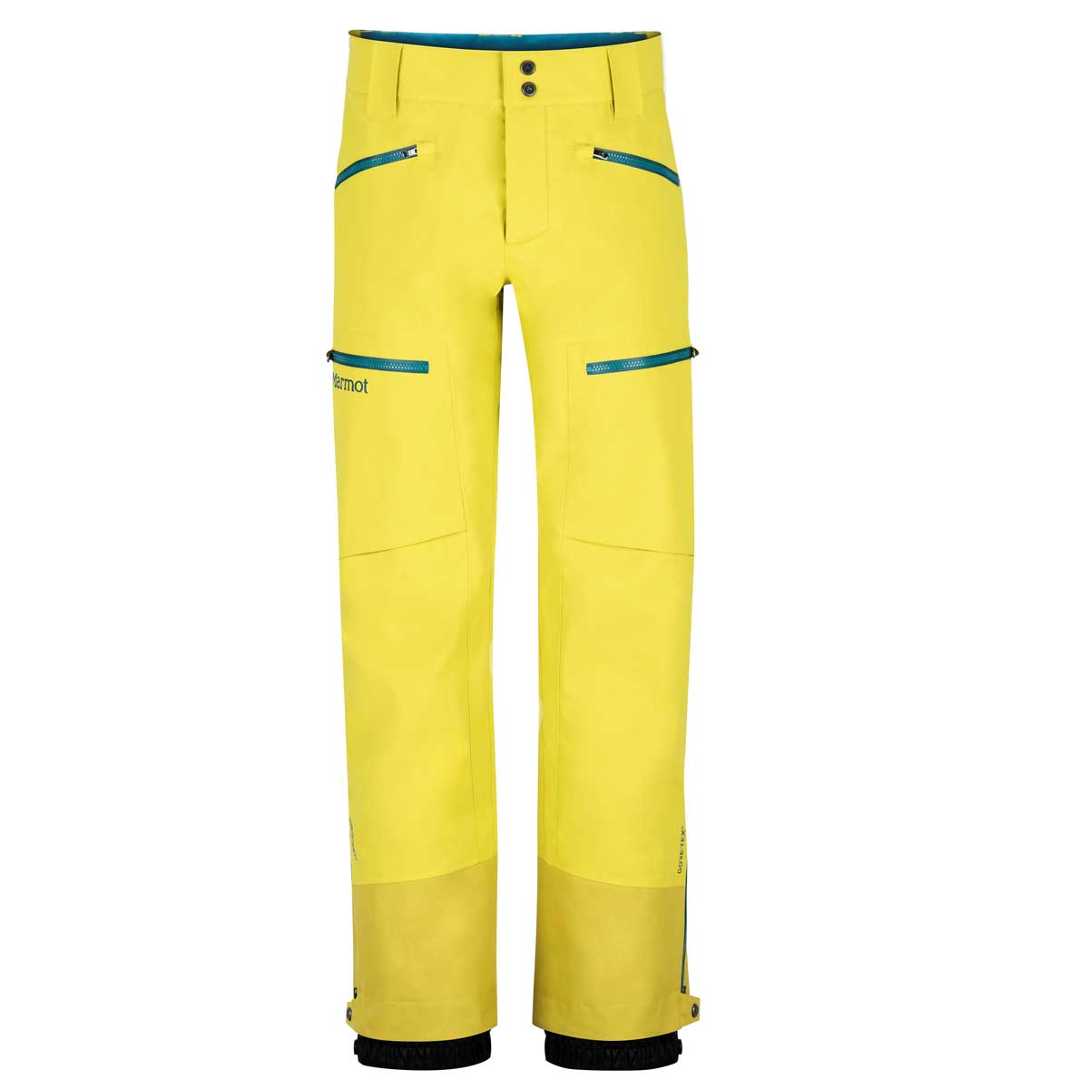 Marmot Men's Freerider Pant in Citronelle