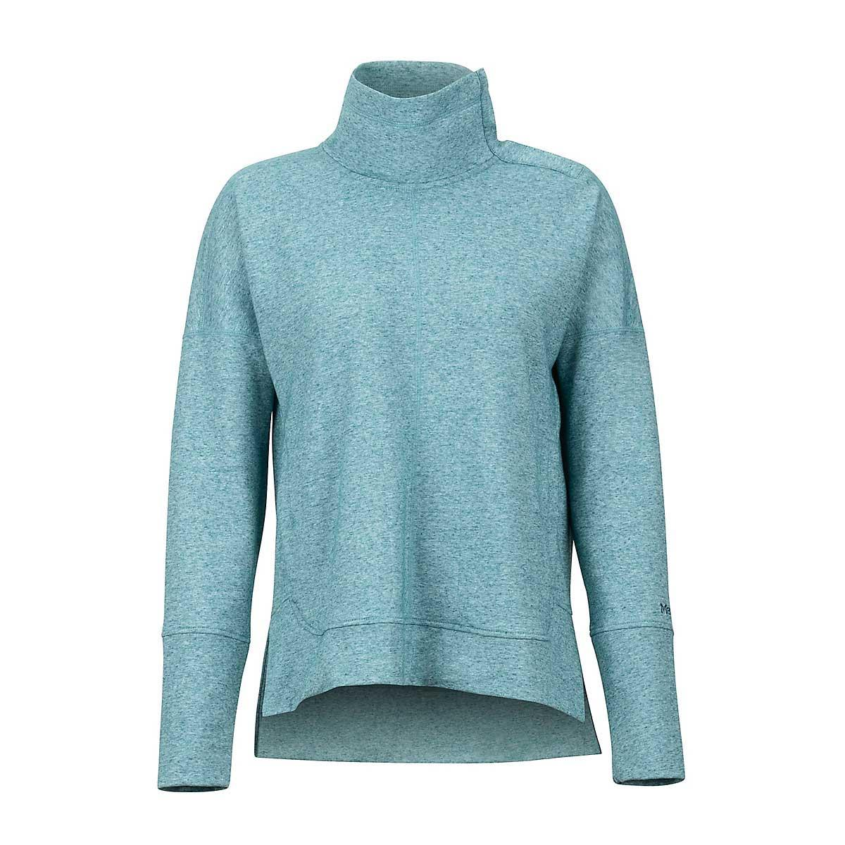 Marmot Women's Baillie Pullover in Deep Teal