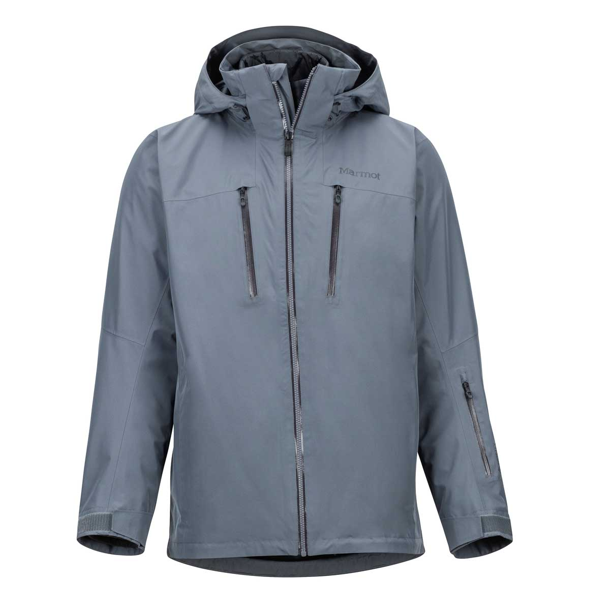 Marmot Men's KT Component Jacket in Steel Onyx