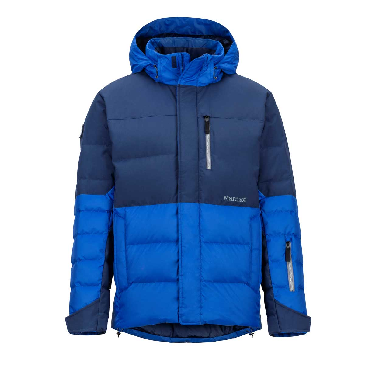 Marmot Men's Shadow Jacket in Surf and Arctic Navy