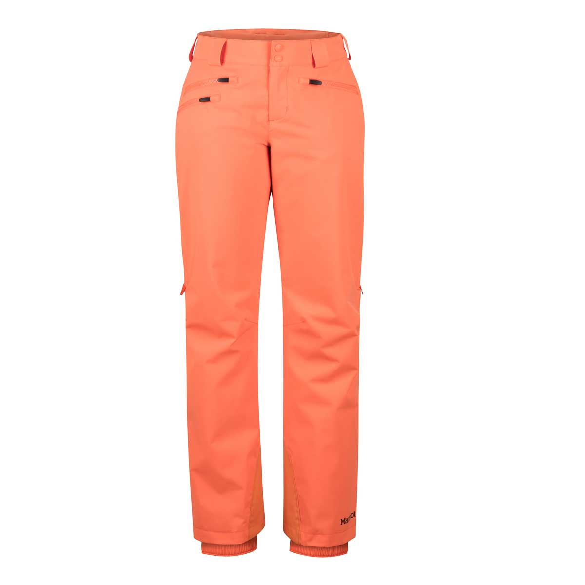 Marmot Women's Slopestar Pant in Nasturtium