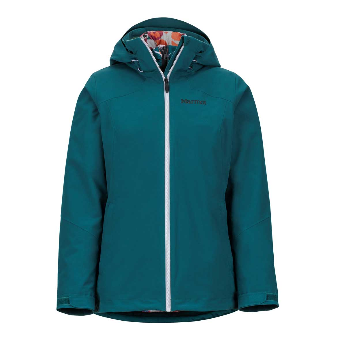 Marmot Women's Featherless Component Jacket in Deep Teal