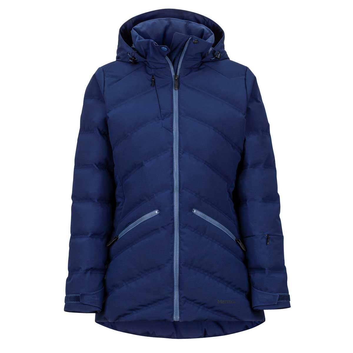 Marmot Women's Val D'Sere Jacket in Arctic Navy