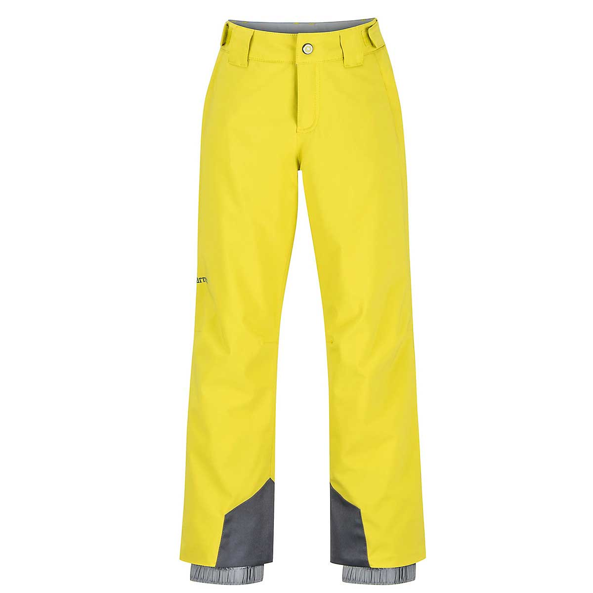 Marmot Boys' Vertical Pant in Citronelle
