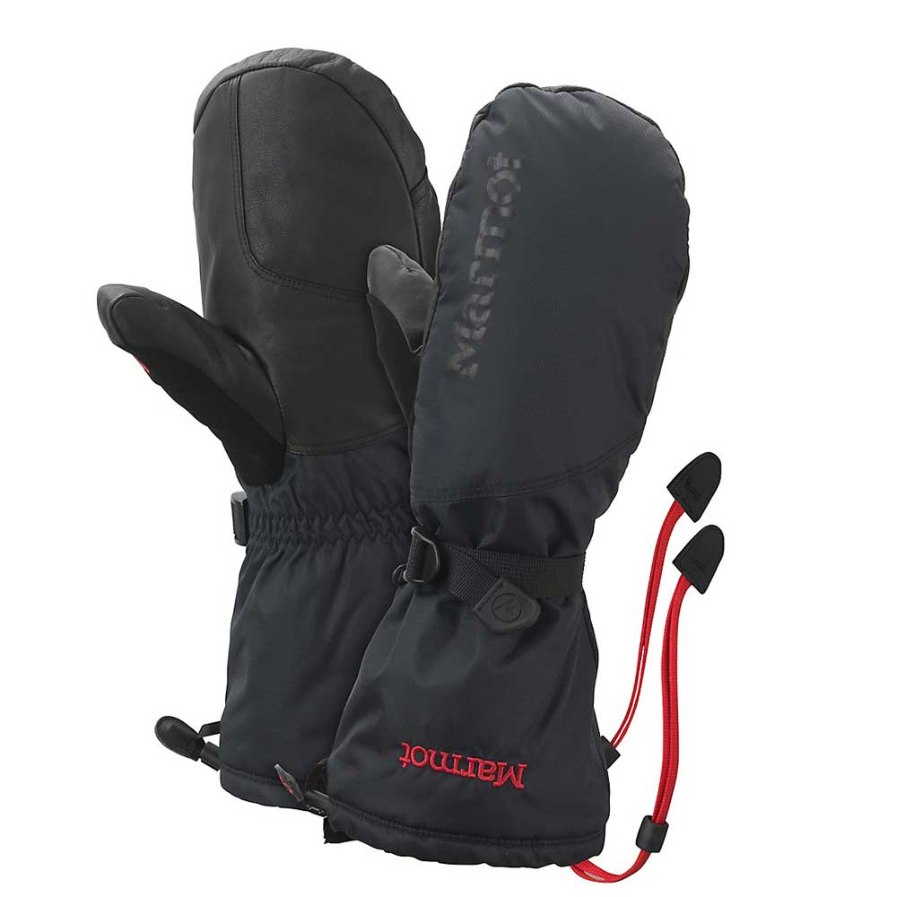 Marmot Men's Expedition Mitt in Black