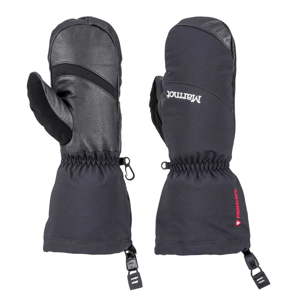 Marmot Women's Warmest Mitt in Black