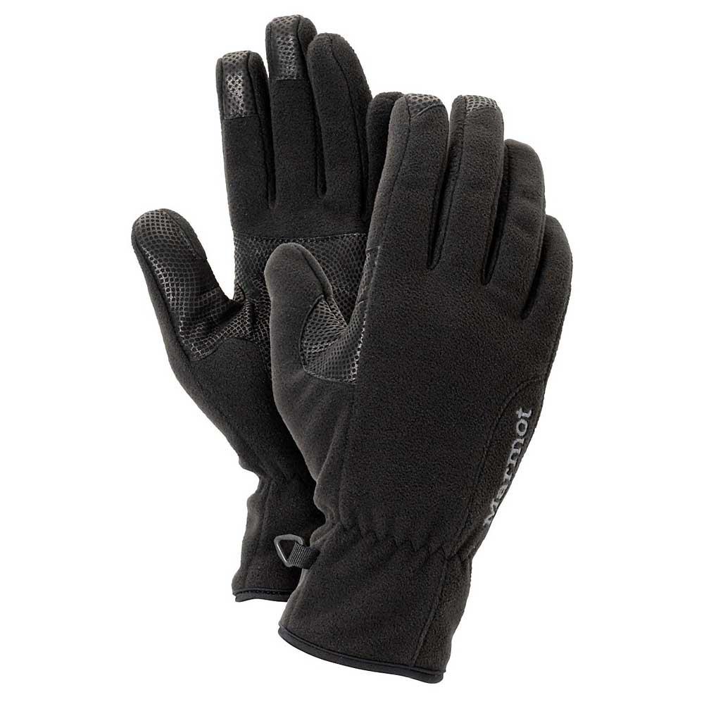 Marmot Women's Infiniumm Windstopper Glove in Black