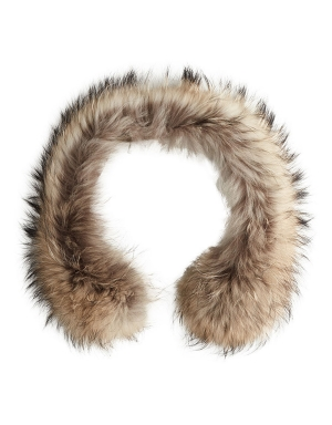 NILS Raccoon Fur hood Attachment