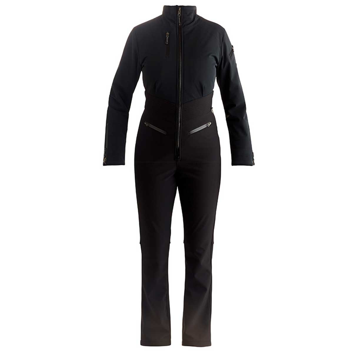 NILS Kora Suit in Black and Black