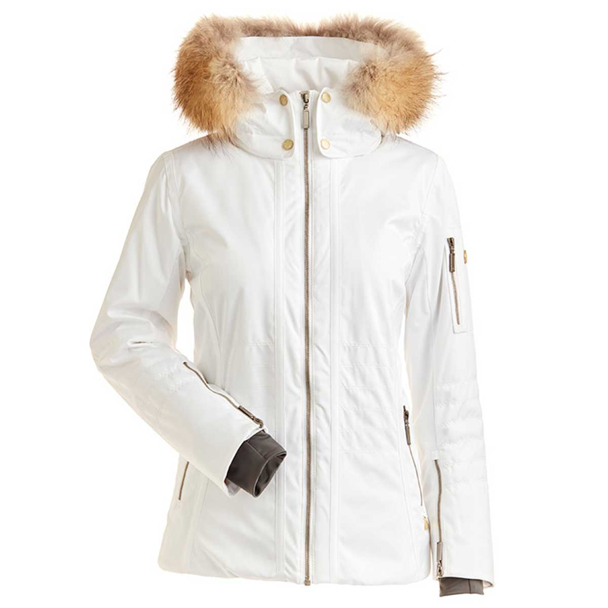 NILS Isa womens jacket in White