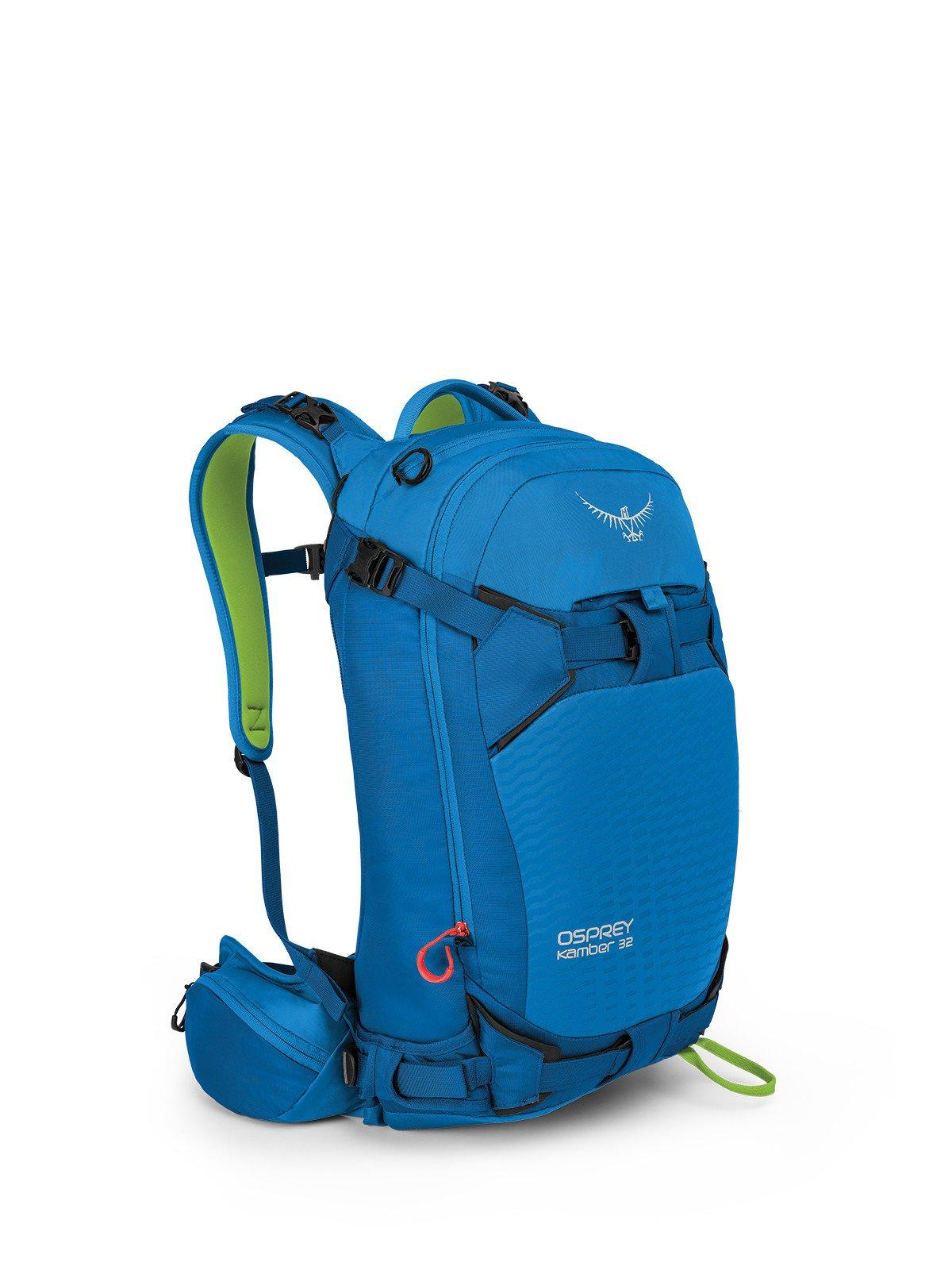 Osprey Kamber 32 in Cold Blue