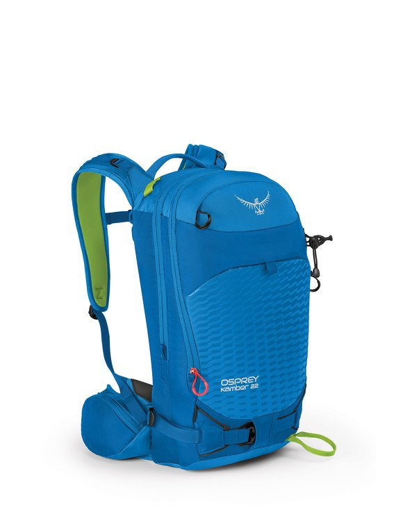 Osprey Kamber 22 in Cold Blue