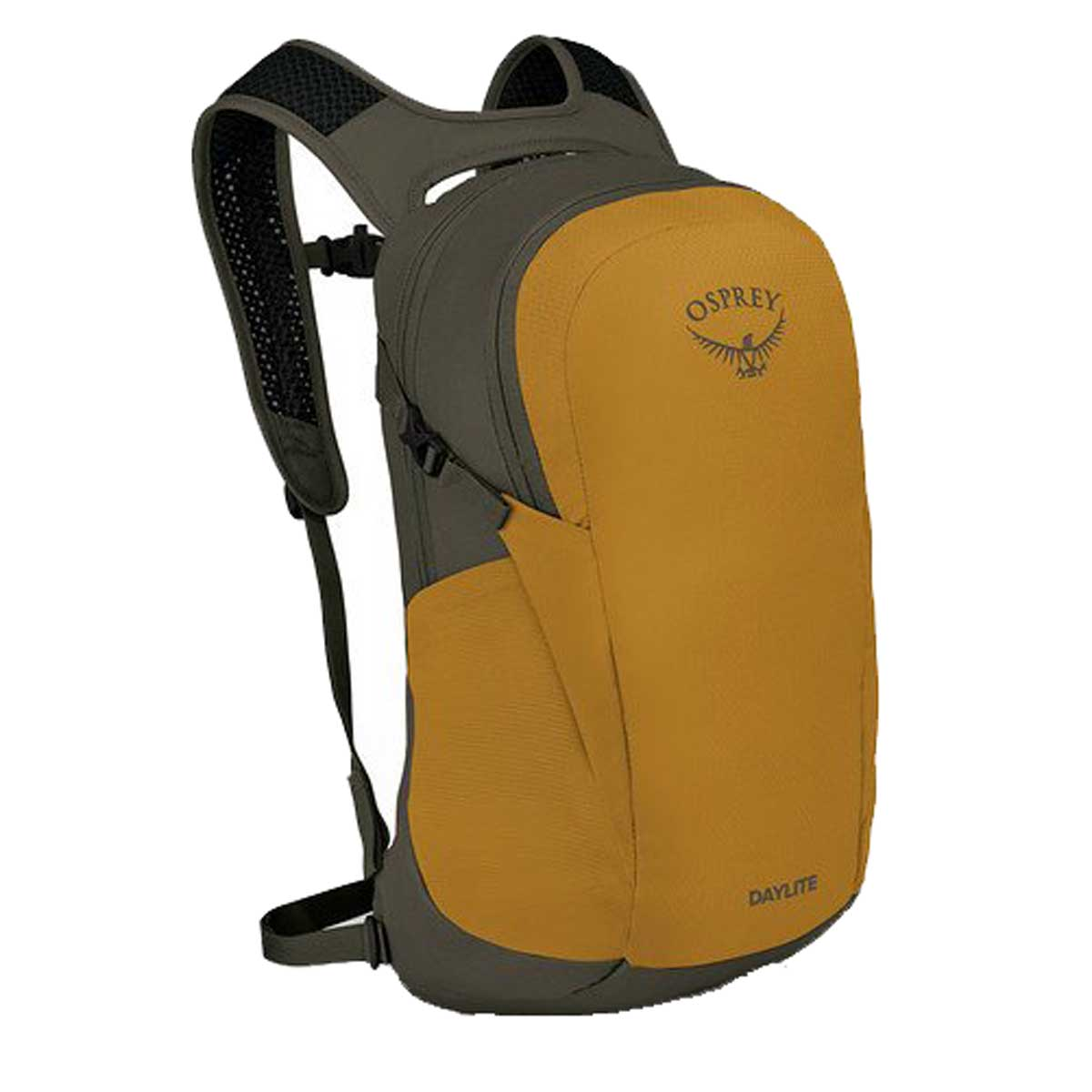 Osprey Daylite Cinch Backpack in Teakwood Yellow