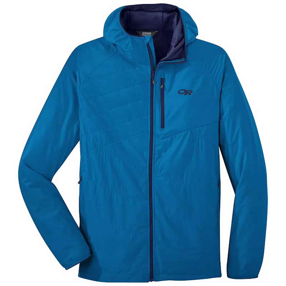 Outdoor Research Men's Refuge Air Hooded Jacket in Cascade