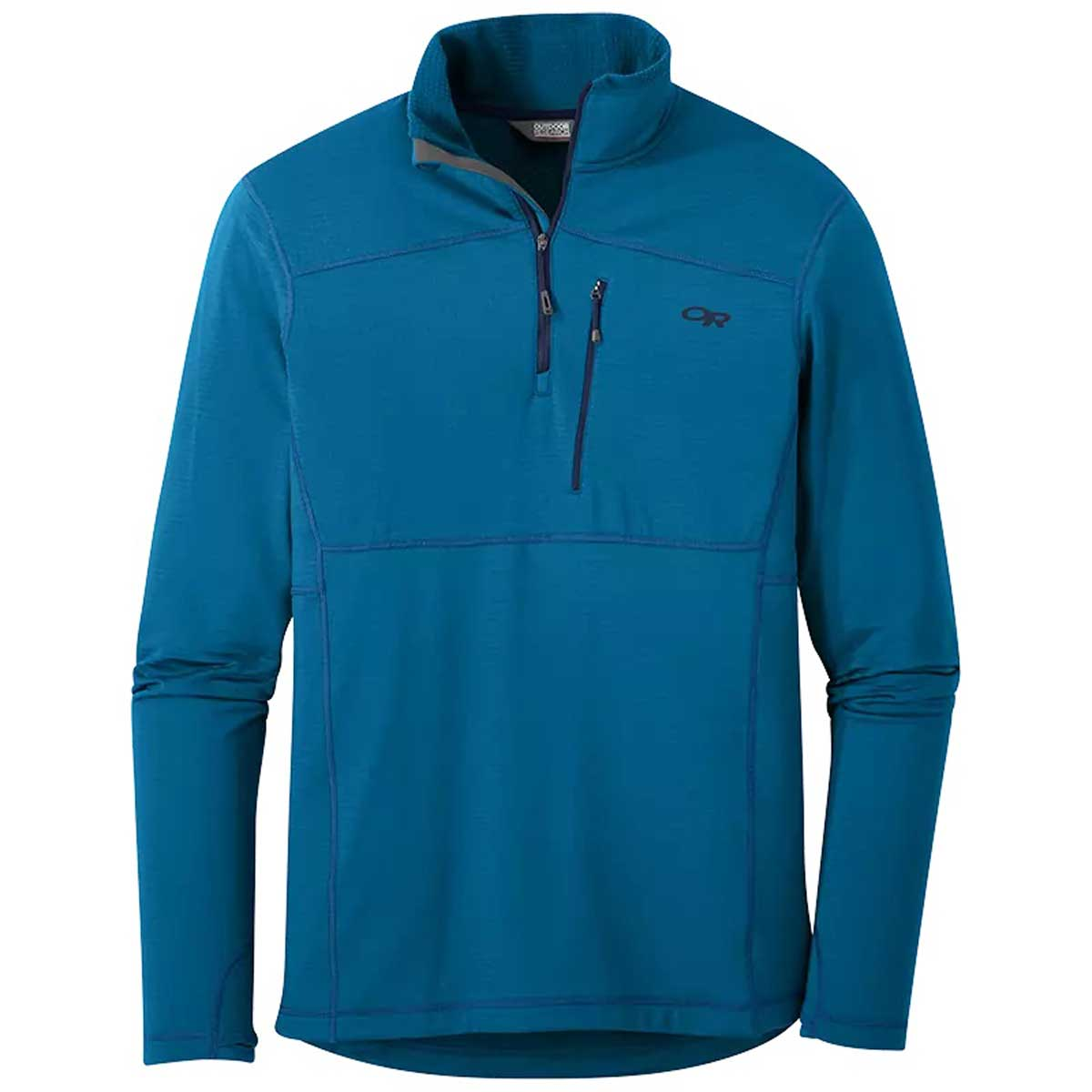 Outdoor Research Vigor 1/4 Zip Men's Top in Cascade