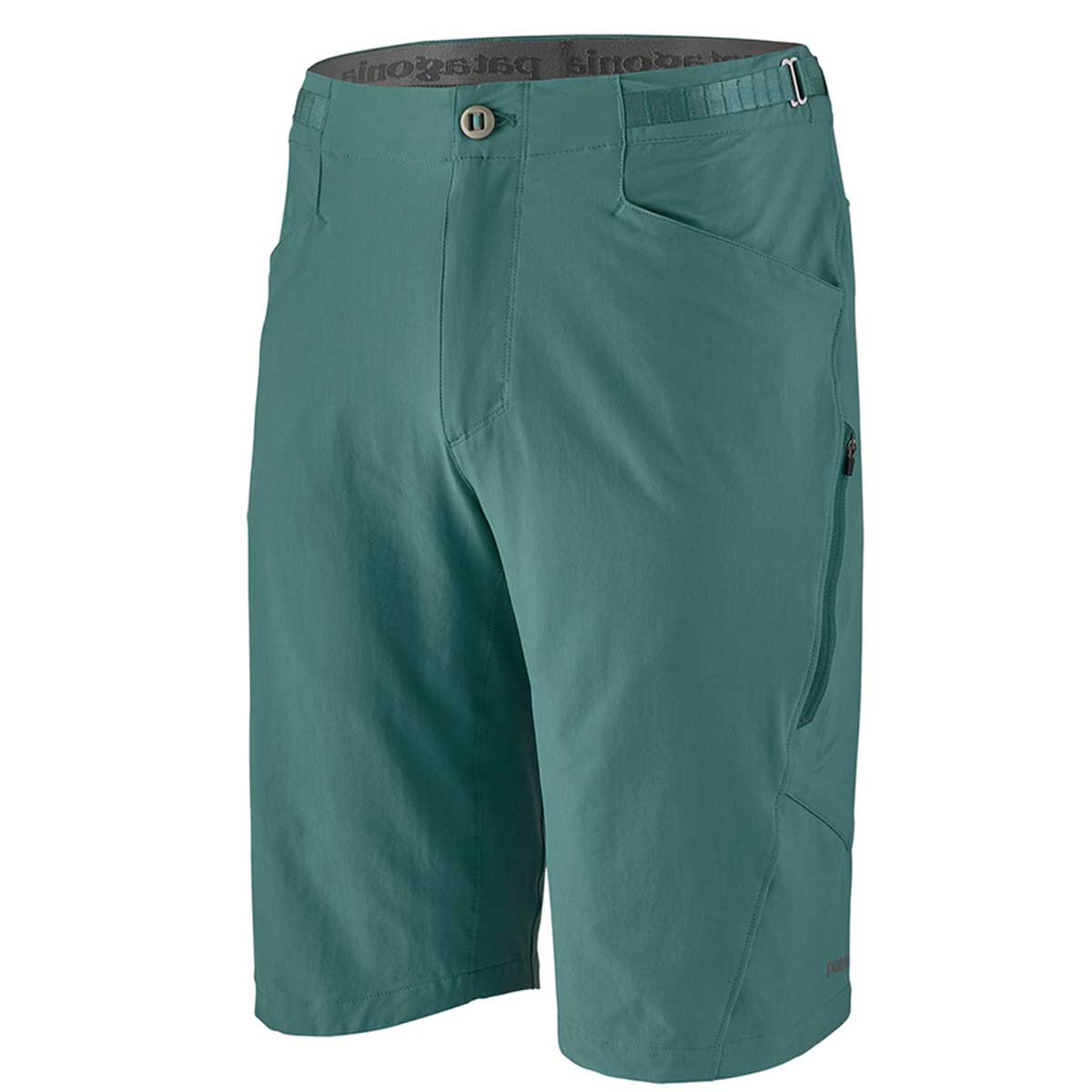 Men's Patagonia Dirt Craft mountain bike shorts in Tasmanian Teal