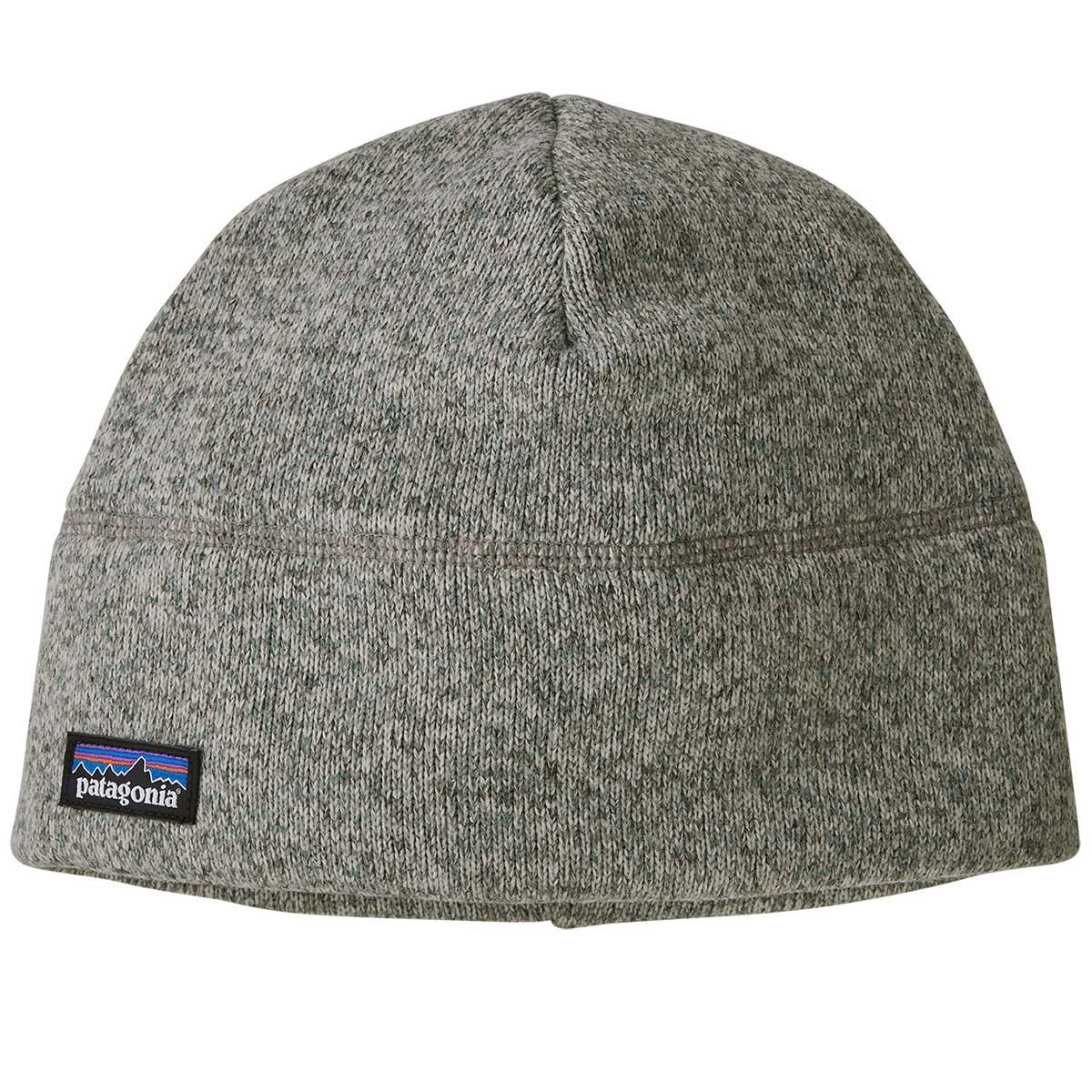 Patagonia Better Sweater Beanie in Stonewash front view