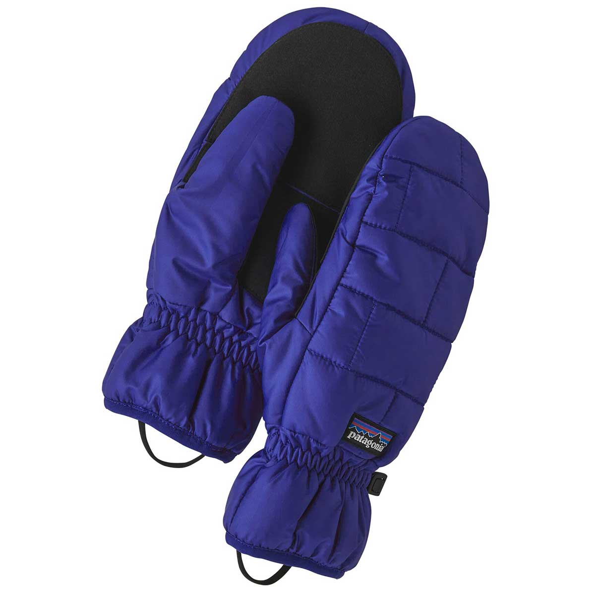 Patagonia Nano Puff Mitts in Cobalt Blue main view