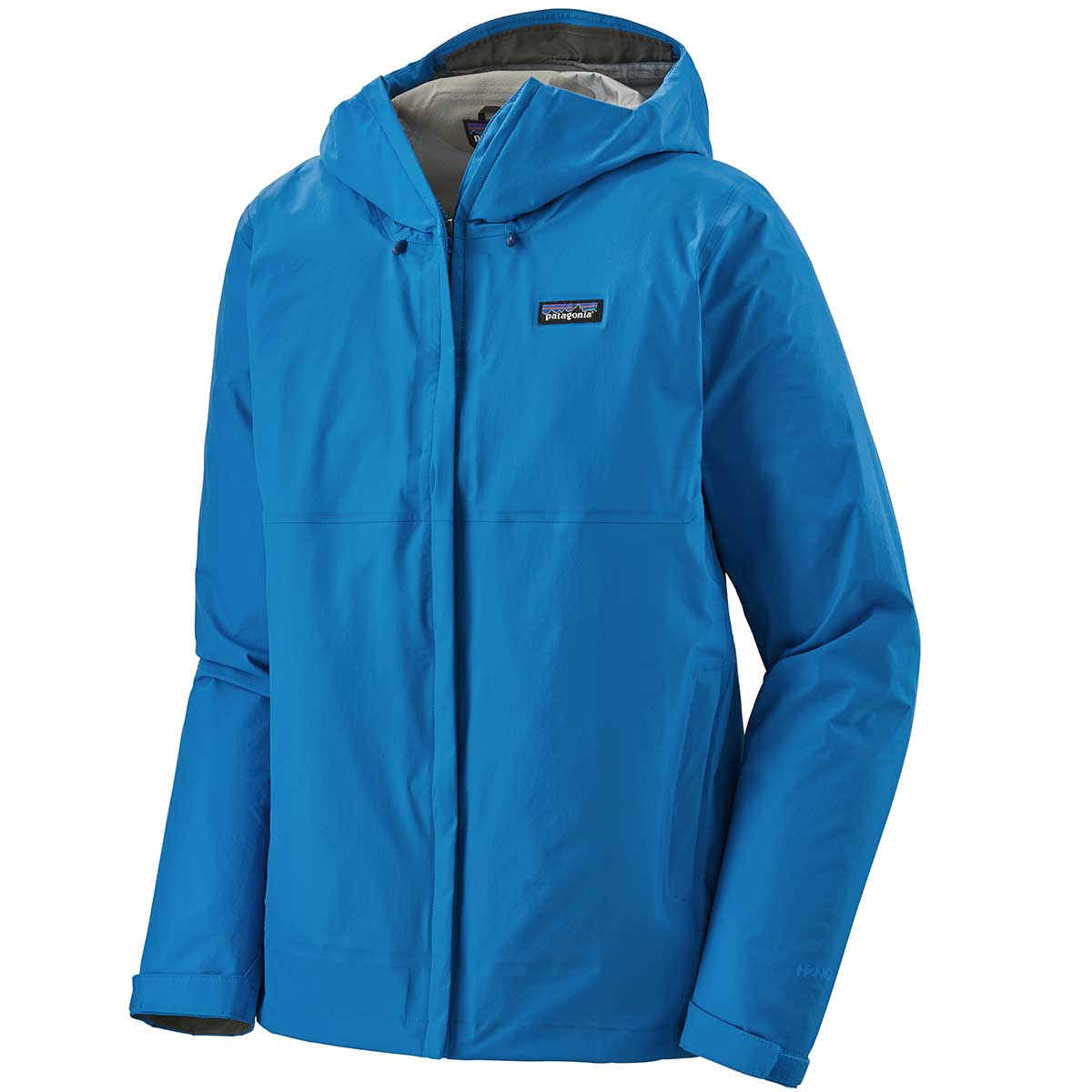 Patagonia men's Torrentshell 3L Jacket in Andes Blue main view