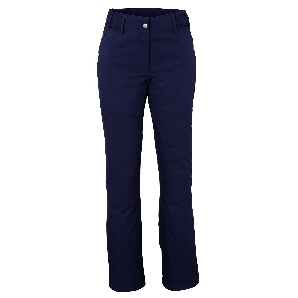 Phenix women's Orchid Pant in Dark Navy front view