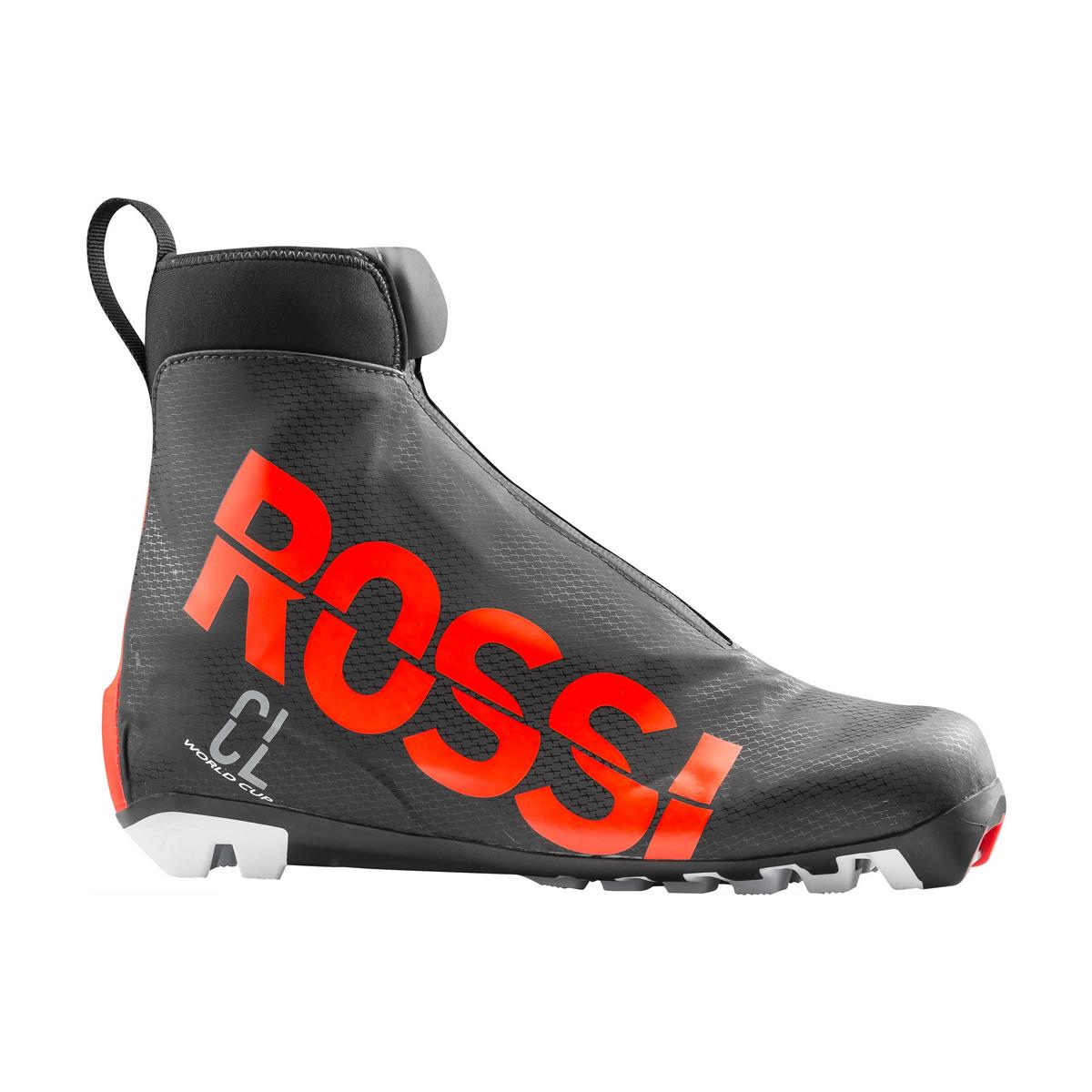 Rossignol Men's X-Ium WC Classic Boot in Black and Red