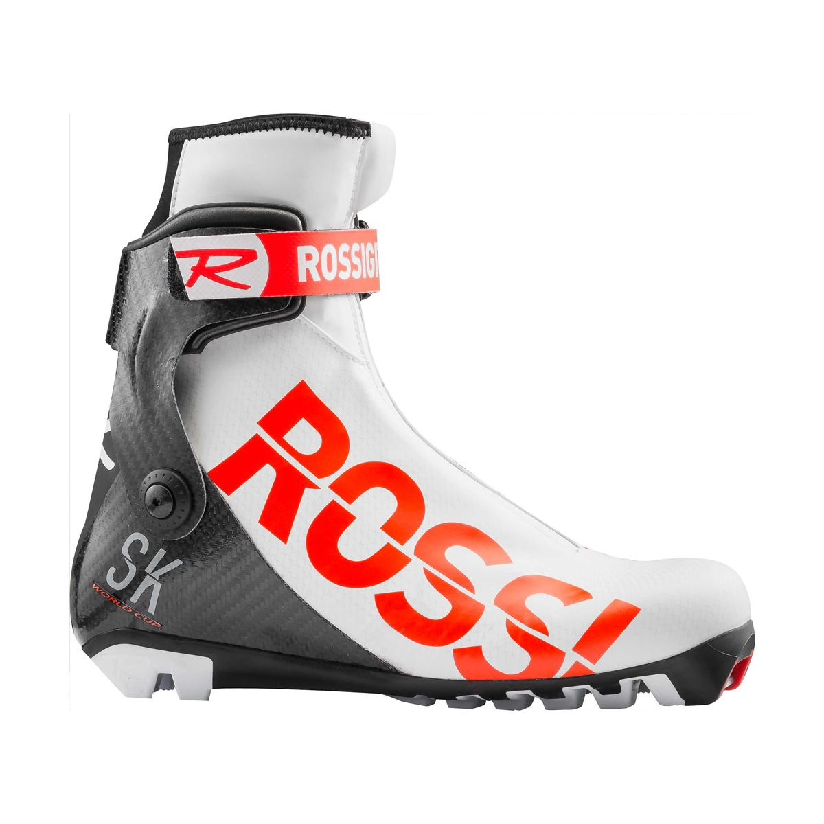 Rossignol Women's X-Ium WC Skate Boot in White and Black