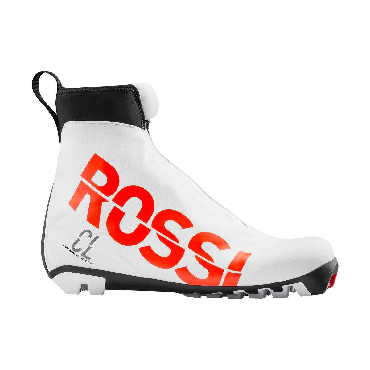 Rossignol Women's X-Ium WC Classic Boot in White and Black