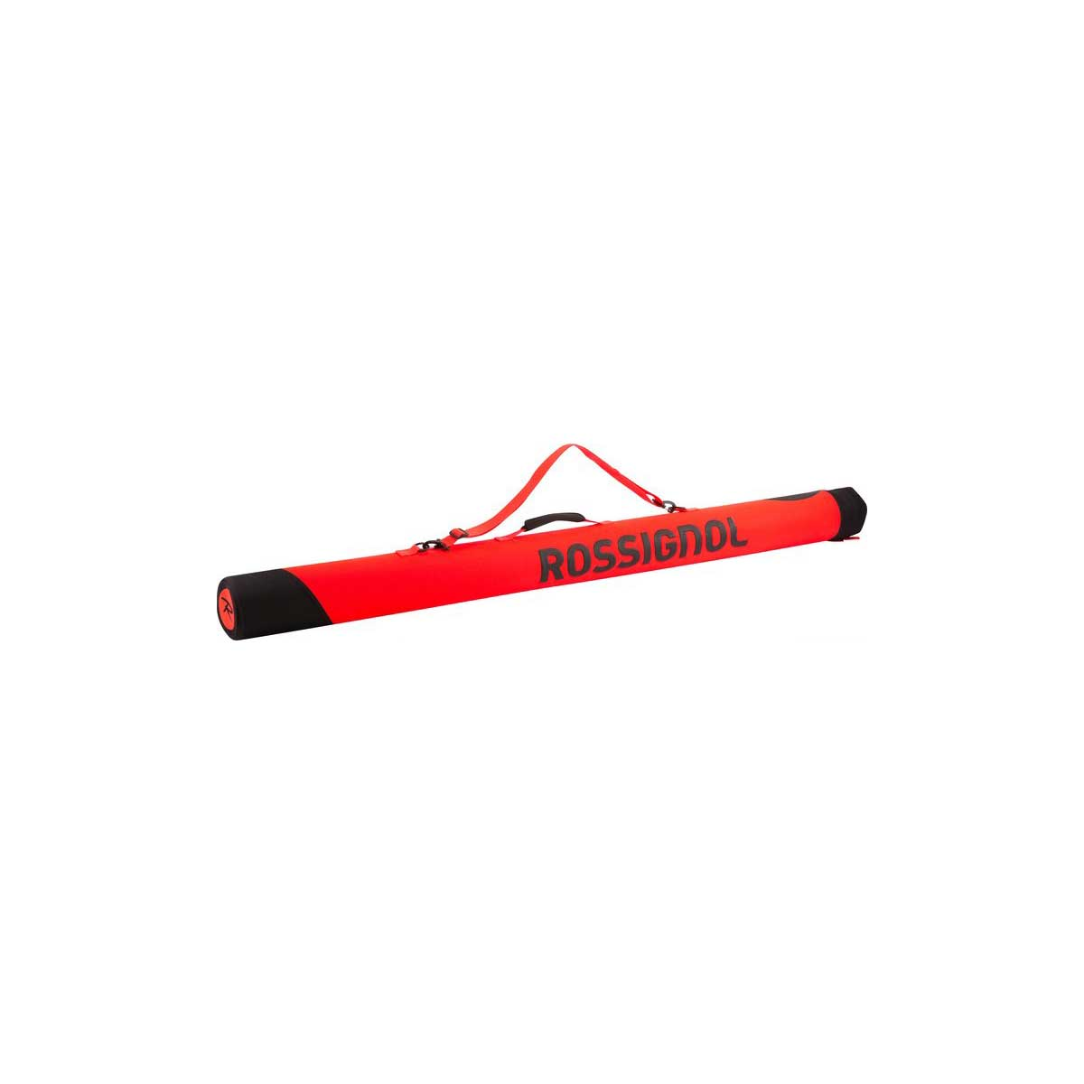 Rossignol Hero Nordic 4P Poles Tube in Red