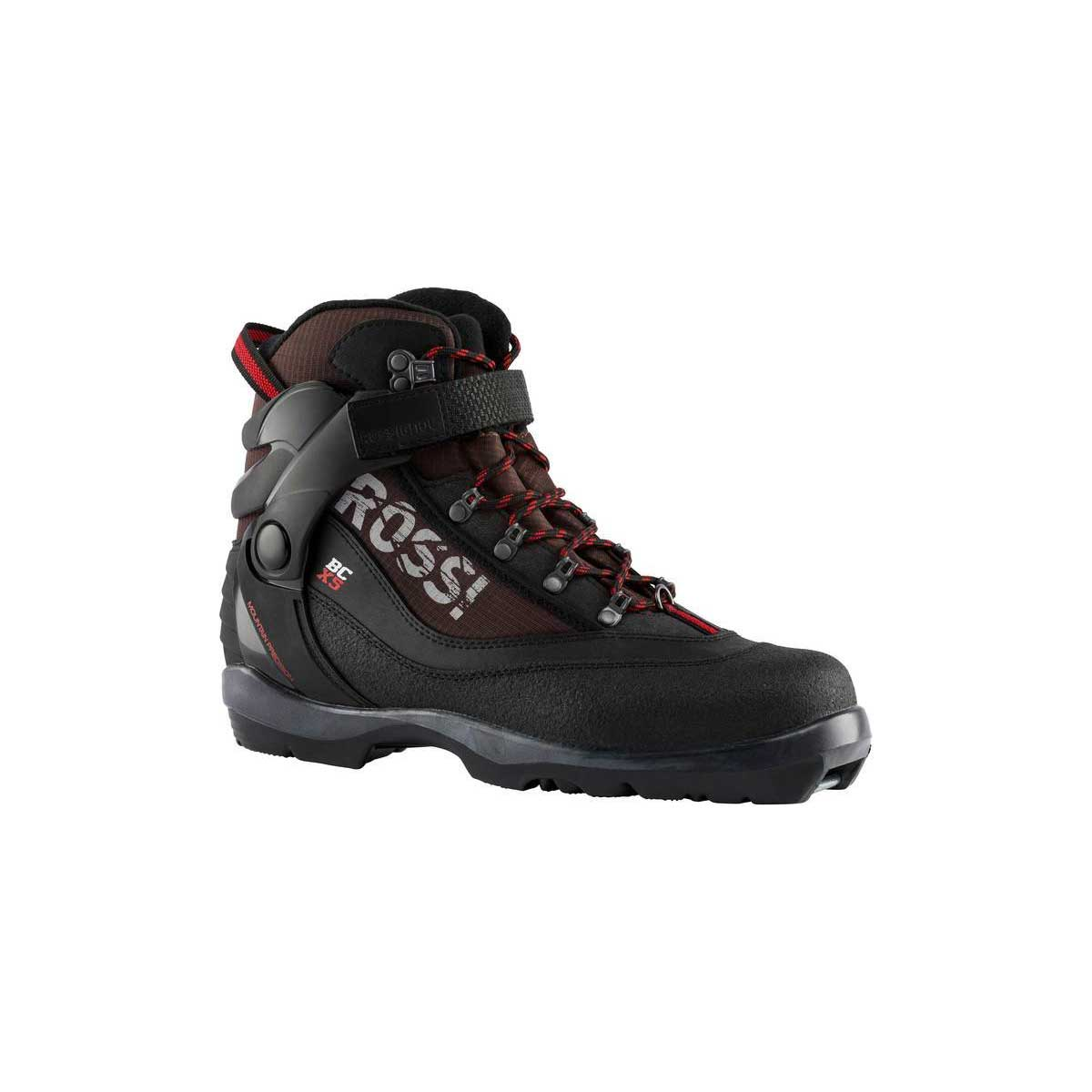 Rossignol Men's BC X5 Boot in Black and Red