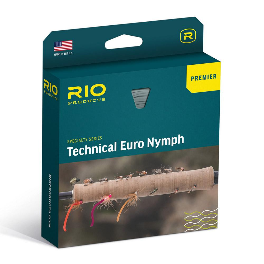 Rio Fly Fishing Technical Euro Nymph Fly Line Main View
