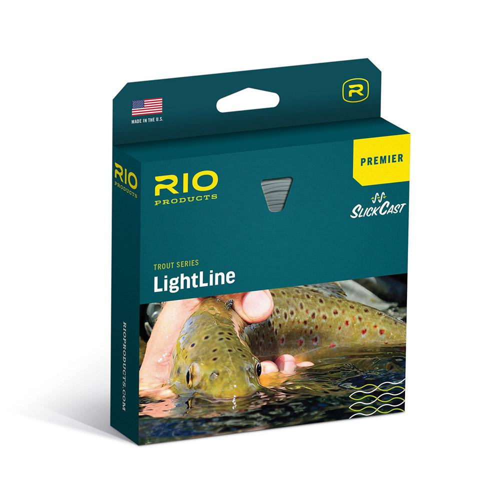 Rio Premier Lightline Double Taper Fly Line Main View