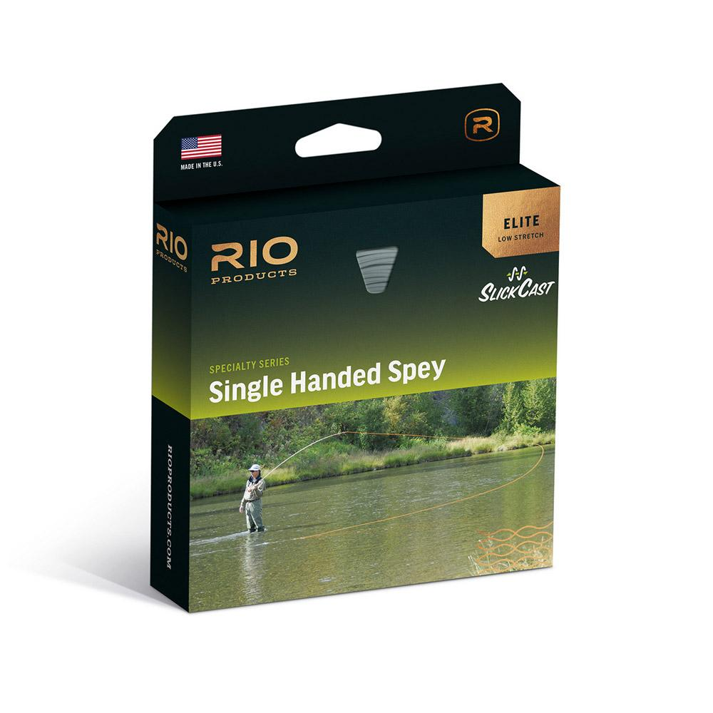 Rio Elite Single-Handed Spey Fly Line Main View