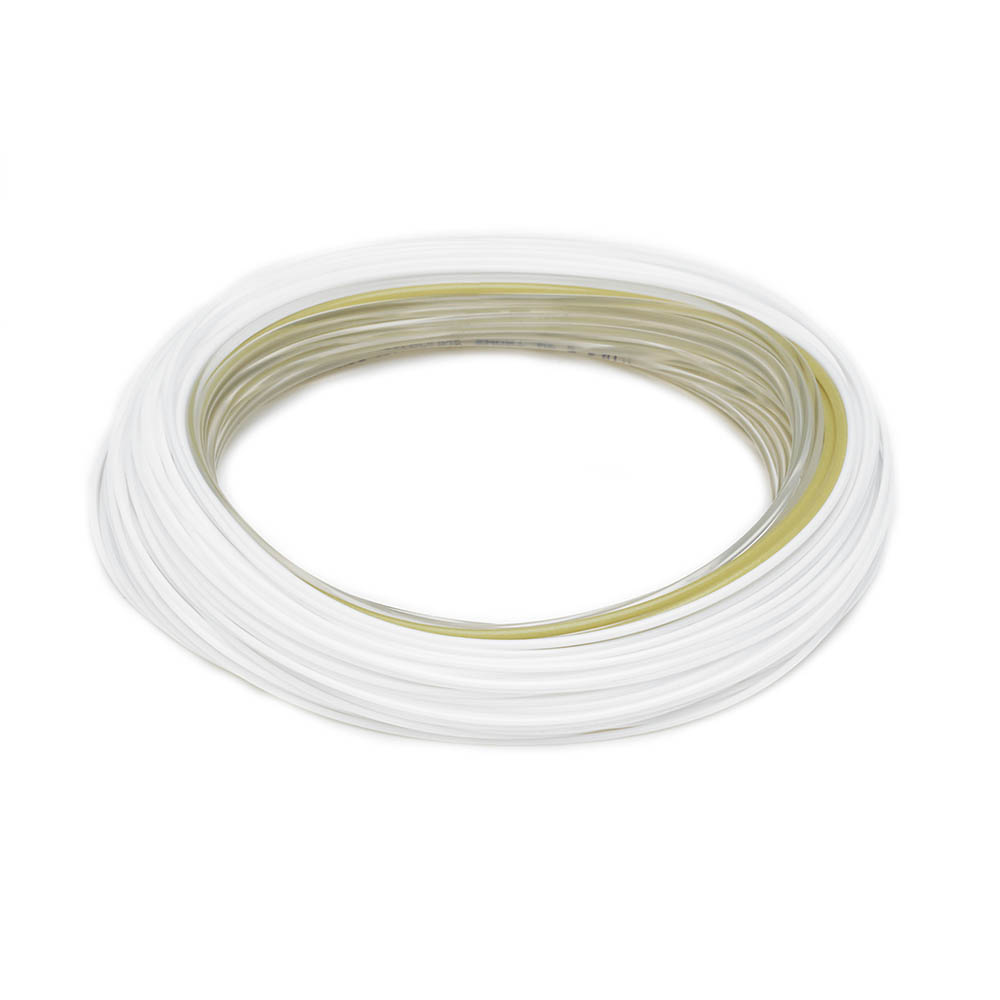 Rio Premier Outbound Short Fly Line in Moss and Ivory