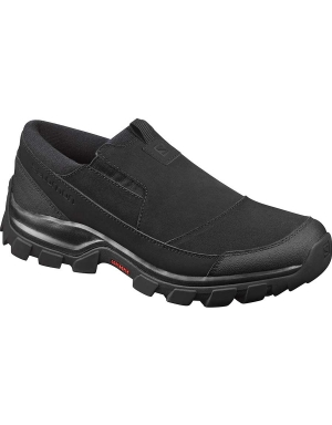 Salomon Snowclog in Black and Black