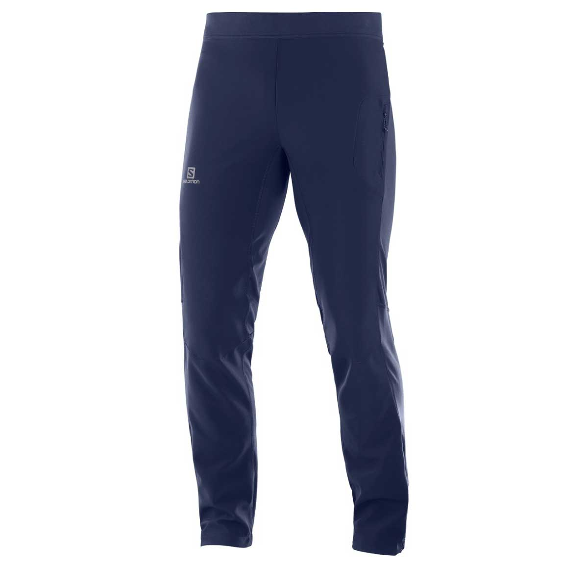 Salomon Men's RS Warm Softshell Pant in Night Sky