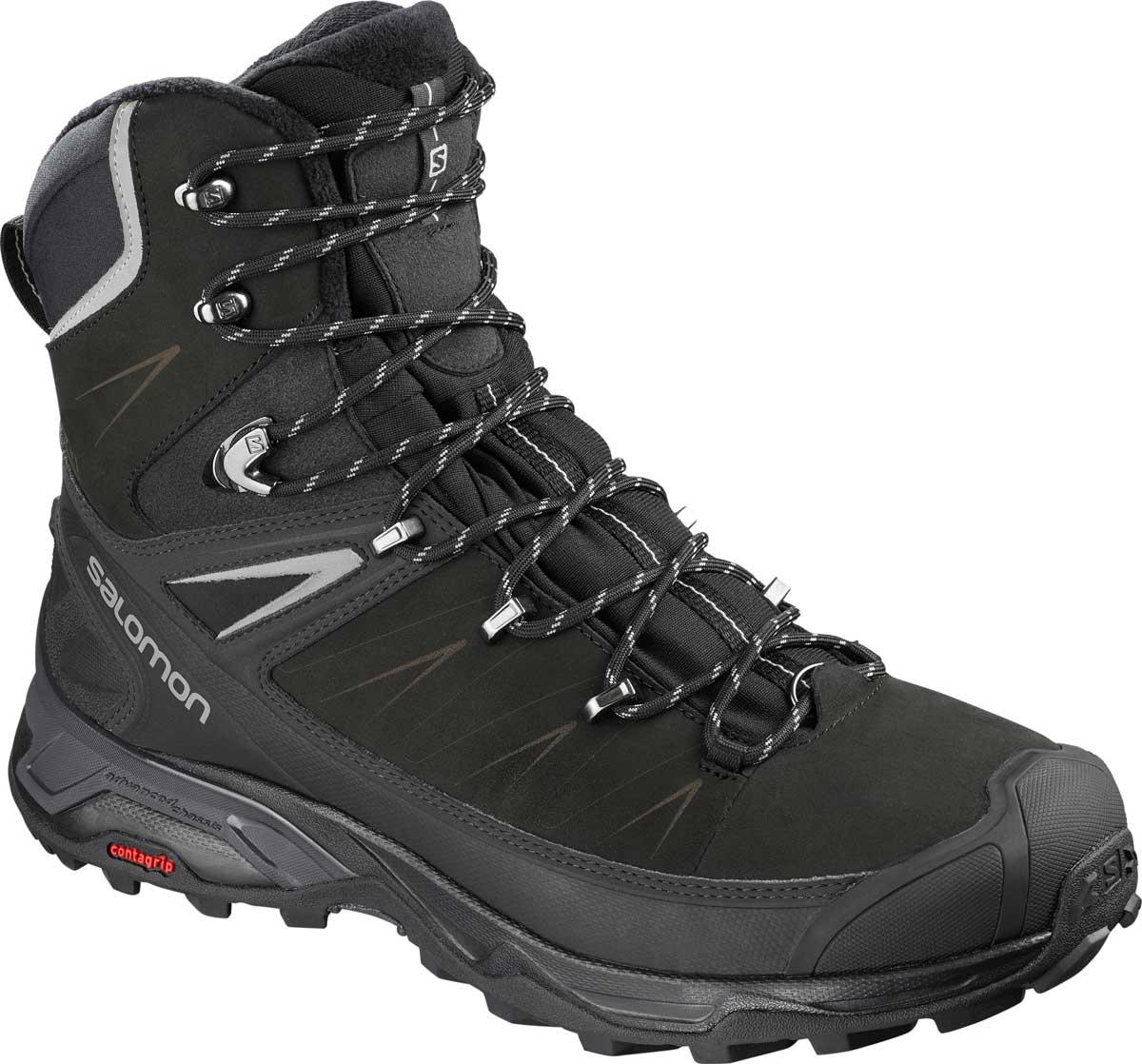 Salomon X Ultra Winter CS WP 2 in Phantom and Black