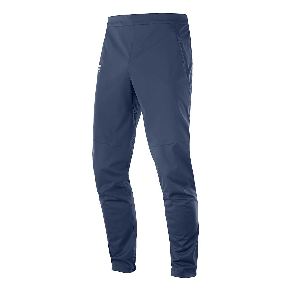 Salomon Men's RS Softshell Pant in Night Sky