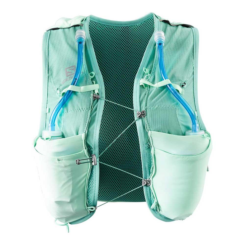 Salomon Women's ADV Skin 8 Set in Yucca and Canton