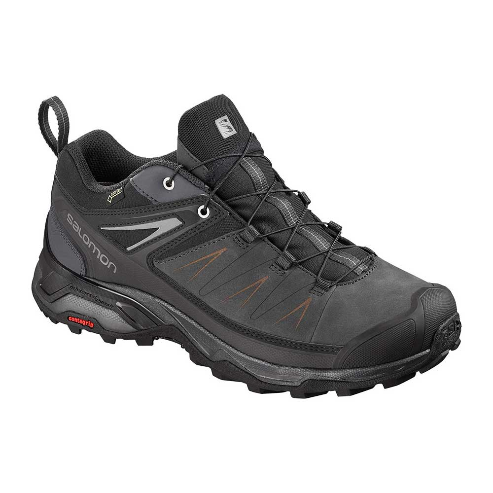 Salomon X Ultra 3 LTR GTX in Phantom-Magnet-Quiet Shade