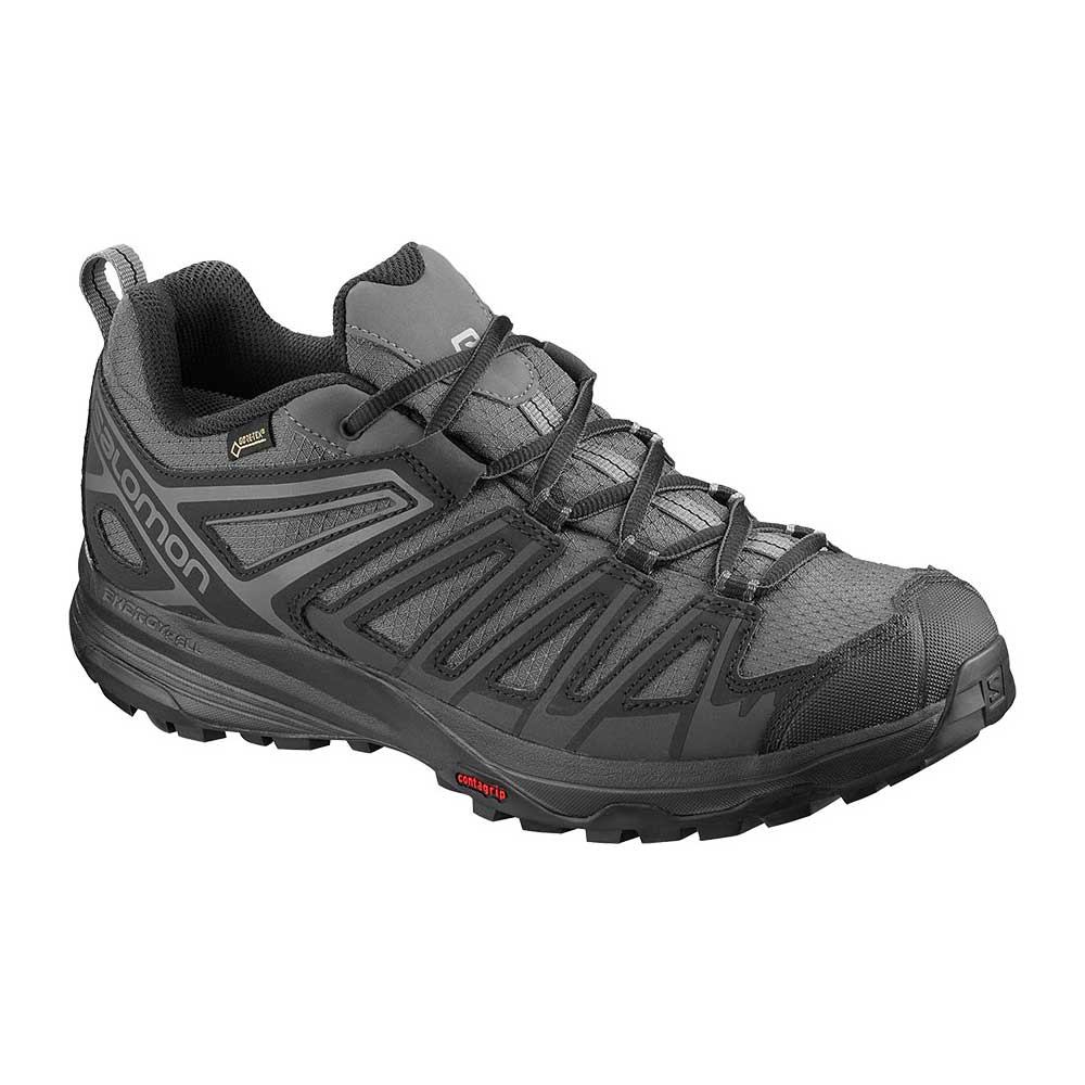 Salomon X Crest in Magnet-Black-Monument